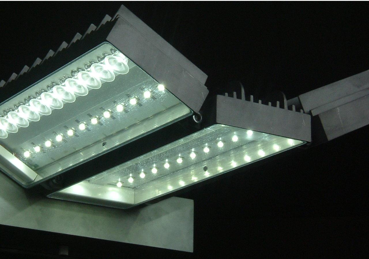 LED-Straßenlampe AuLED