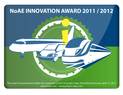 NoAE Innovation Award 2011/2012