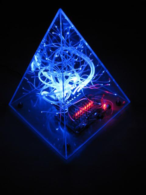 Lichtpyramide